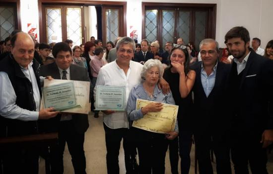 Declararon Ciudadano Ilustre a Norberto Santellán