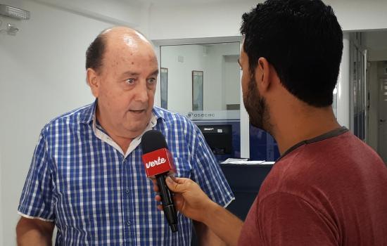 Miguel Santellán en Verte