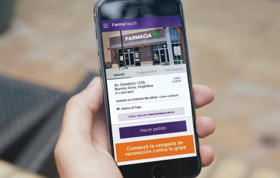 La farmacia del CECO en tu celular