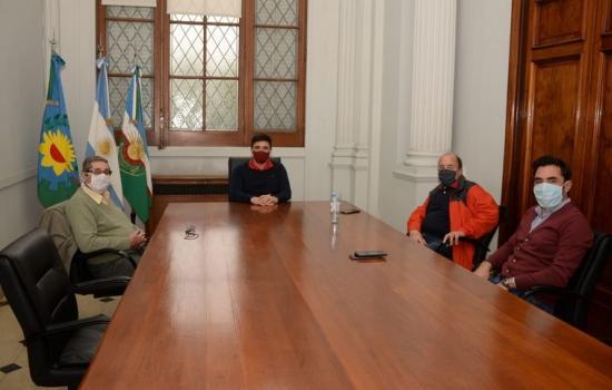 """Miguel Santellán: """"El horario corrido en los comercios será beneficioso para Olavarría"""""""